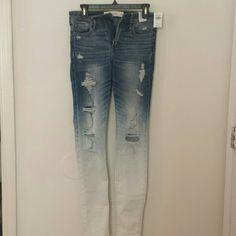 Jeans Abercrombie Hombre