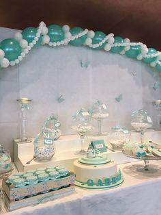 Matrimonio+battesimo❤🦋 Cake, Desserts, Food, Party, Tailgate Desserts, Deserts, Kuchen, Essen, Postres
