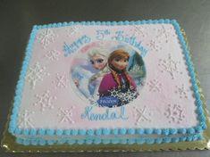 Disney Frozen Sheet Cake Walmart | Disney's Frozen Image Cake