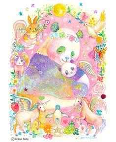Animal Drawings, Cute Drawings, Pencil Drawings, Pretty Art, Cute Art, Hello Kitty Images, Pencil Drawing Tutorials, Manga Anime Girl, Doodle Designs