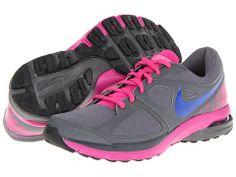 Nike Air Futurun - Dark Grey/Fusion Pink - Zappos.com
