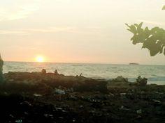 before sunset by : wulandari amor ganelsa
