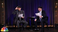 """Tom Hanks and Jimmy read scenes written by elementary school kids where we gave them the title """"Bridge of Spies,"""" and they had to write the rest. Subscribe N..."""