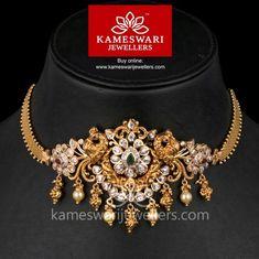 Stunning gold vanki designs by Kameswari Jewellers. Shop online from one of the foremost South India's traditional jewellers. Gold Mangalsutra Designs, Gold Jewellery Design, Gold Jewelry, Resin Jewellery, Handmade Jewellery, Trendy Jewelry, Fashion Jewelry, Women's Fashion, Kids Jewelry