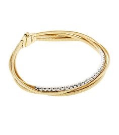 Marco Bicego Cairo Five Strand Diamond Bracelet is available to buy at Harrods. Shop online and earn Reward points. Luxury shopping with free UK returns.