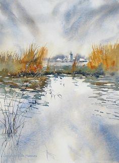 Edo Hannema   WATERCOLOR