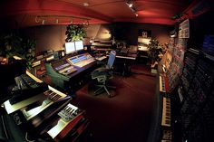 benge recording studio 2007