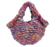 こま編みバッグ | 手づくりレシピ | クロバー株式会社