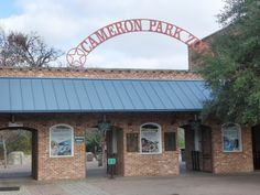 Cameron Park Zoo in Waco. Waco Texas, Cameron Park, Park City, Day Trips, Pergola, Things To Do, Outdoor Structures, Vacation