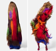 human hair suits - Google Search