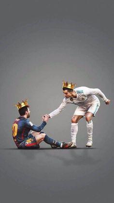 It's Just A Game People 🙏🏻 Real Madrid 🤴🏻Ronaldo Cr7 Messi, Messi Vs Ronaldo, Ronaldo Football, Cristiano Ronaldo Juventus, Messi Soccer, Soccer Memes, Nike Football, Lionel Messi, Cr7 Junior