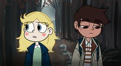STRANGER THINGS / star vs the forces of evil