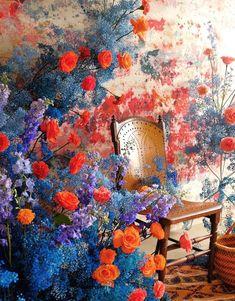 Texture Florals - Floral Design, Styling & Weddings in Philadelphia Floral Style, Floral Design, Flower Installation, Interior Design Photos, Flower Aesthetic, Arte Floral, Event Decor, Dried Flowers, Bunt