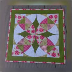 It's safe to say we and many other quilters have fallen in love with one of our newest patterns,Chic Country!...