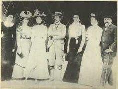 Santos Dumont e família