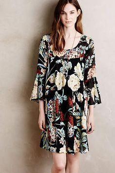 anthropologie.com Endora Swing Dress by Paper Crown $158