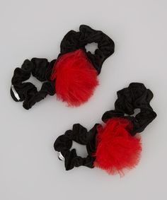 Take a look at this ToeBlooms Black & Red Game Day Barefoot Sandal on zulily today!