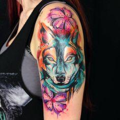 Wolf piece by dino nemec