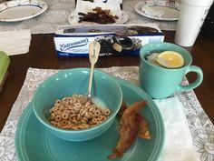 Simple, yummy breakfast.