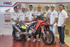 Honda HRC apresenta equipa para 2015