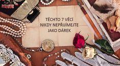 Těchto 7 věcí nikdy nepřijímejte jako dárek | AstroPlus.cz Nordic Interior, Feng Shui, Karma, Mandala, Learning, Health, Life, Black, Health Care