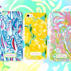 Lilly Pulitzer iPhone 5/6 Cases
