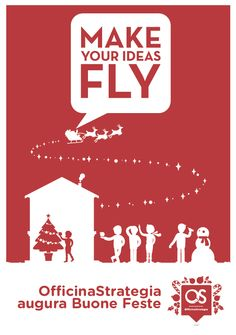 Merry Christmass and make your ideas fly!