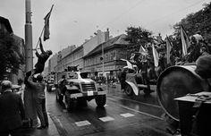 Koudelka - Invasion 68 Visit Prague, Praha, August 21, Cold War, Czech Republic, Vienna, Monochrome, Street View, Canada