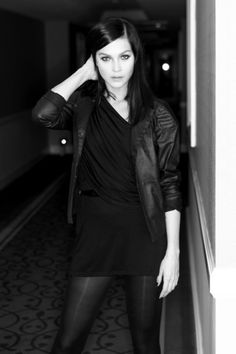 Leigh Lezark, hands down my favorite model
