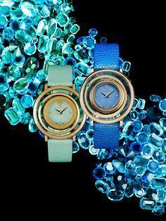 The Versace Venus watch. #VersaceWatches #Versace
