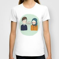 No sunshine of the spotless mind art Tee