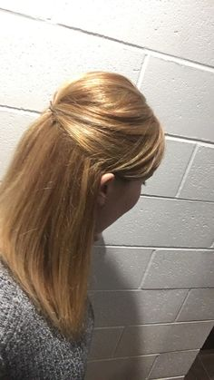 Red To Blonde, Long Hair Styles, Beauty, Fashion, Moda, Fashion Styles, Long Hairstyle, Long Haircuts, Long Hair Cuts