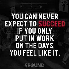 Every day is an opportunity to reach your goals. Let us help you put in the work - go to http://9round.com/start to try our workout for free!