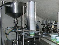 Ved Engineering Works leading manufacturers of Dahi Cup Filling and Sealing Machine.Manufacturer of cup filling and sealing machines including mineral water, curd and juice cup packaging machine and more.