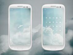 13 Android & iPhone Homescreens & Lockscreens