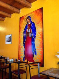 Palacio Cafe, Santa Fe, New Mexico ... what a great little place to eat!