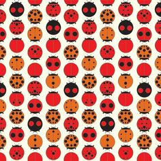 So excited!!! Charley Harper Fabrics available in October 2013