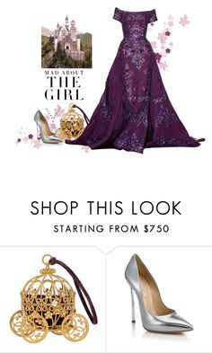 """Untitled #339"" by shannie-chic ❤ liked on Polyvore featuring Kershaw and Casadei"