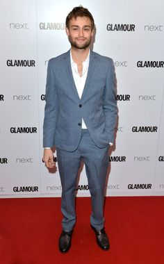 Pin for Later: Les Glamour Awards Étaient Très . . . Glamour! Douglas Booth