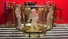 ChiliParkin Taimitarha - Seitsemän Veljestä malja - Antti Salmenlinna - Riihimäen Lasi Oy Finland, Wine Glass, Canning, Tableware, Design, Dinnerware, Tablewares, Home Canning