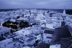 Ayamonte after dark. #ayamonte #huelva #spain