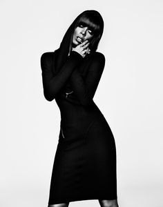 Kelly Rowland styled by Christian Stroble