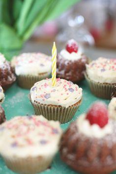 Geburtstagstörtchen für die allersliebste Lieblingsnachberin