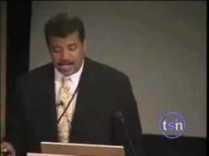 Intelligent Design is Stupid: Neil deGrasse Tyson