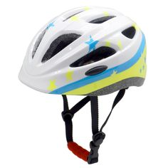 lightness weight with inmould technology kid bike helmet--AU-C06 model,all the kids love it!
