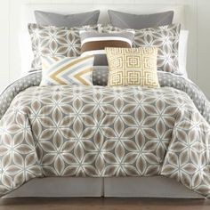 Happy Chic by Jonathan Adler Laura 3-pc. Comforter Set & Accessories  found at @JCPenney