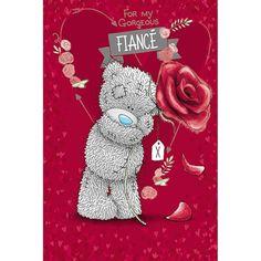Happy Birthday Fiance Me to You Bear Card  £2.49