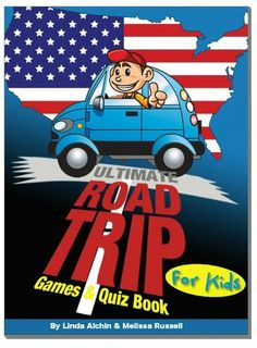 The Ultimate Road Trip Games & Quiz Book For Kids - How to Survive a Long Car Journey! by Melissa Russell. $3.28. Author: Melissa Russell. 115 pages