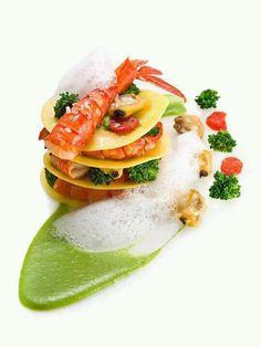 Creatividad Gastronomica - Morris Chen