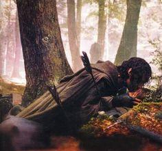 boromir, aragorn, and lord of the rings Bild
